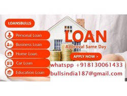 5K-500 MILLION PERSONAL AND BUSINESS LOANS